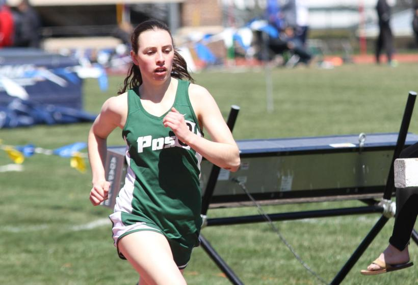 Men S And Women Track Field Compete At Yale Springtime Invitational