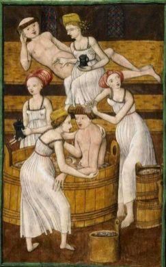 Bath, c. 1360-1410