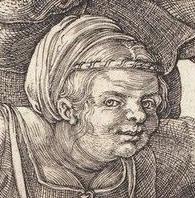 Peasant woman, 1514
