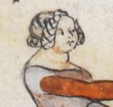 Lady, c. 1300 - 1340
