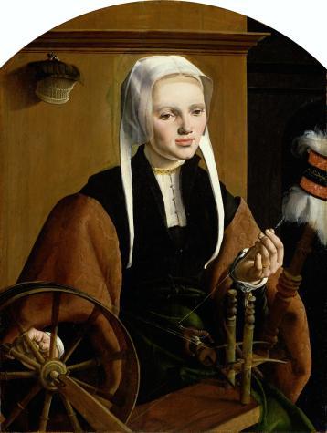 German fashion, c. 1529