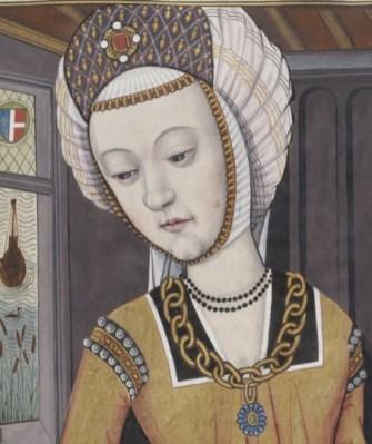 Woman with turban, 1497