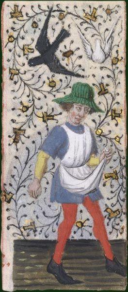 Farmer, c. 1470