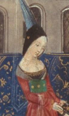 Hennin, 1405
