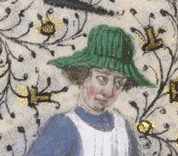 Hat c. 1475