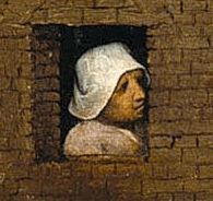 Looks like a simple head scarf 1559