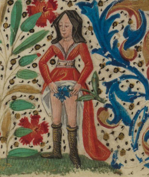 Medieval Female Underwear - Woman's underwear in the middle ages