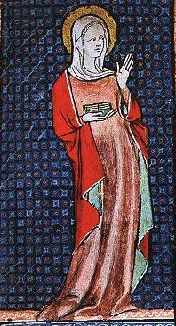 Cote under a mantle, c. 1284