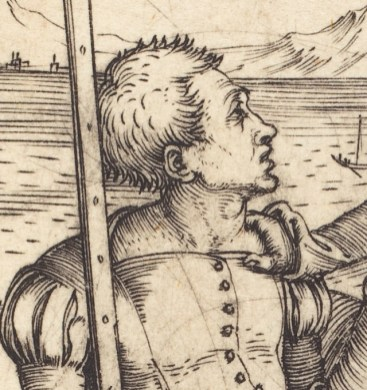 Very short haired Lansquenet, c. 1497