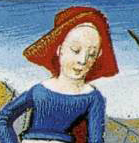 Open hood, 1490