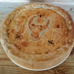 The veal pie