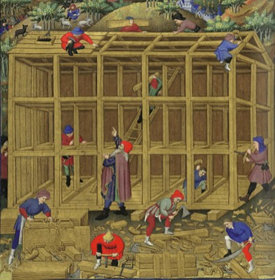 Bedford Hours, 1410 - 1430 15th-century treasure owned by Henry V's brother, the Regent of France