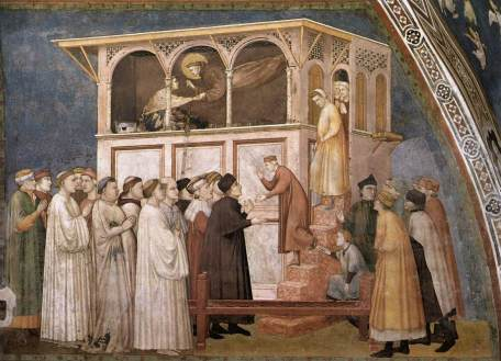 Raising Of The Boy In Sessa Giotto, 1311-1320, Italy
