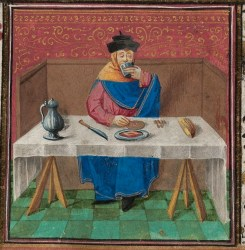 Book of Hours. Heures de Nôtre Dame (use of Troyes and Sens) : manuscript, [ca. 1470]