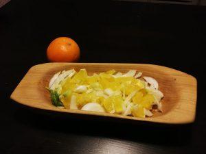 Quick Fennel and Orange salad
