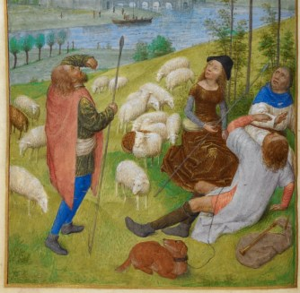 Title Book of Hours, Use of Rome (The 'Huth Hours'), 1485-1490