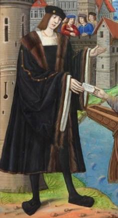 Les Epistres d'OVIDE,... translatées par feu monsieur l'evesque d'Angoulesme, nommé OCTOVIEN DE SAINT GELAIS ». 1501-1600