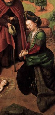 Annunciation and Nativity, 1452