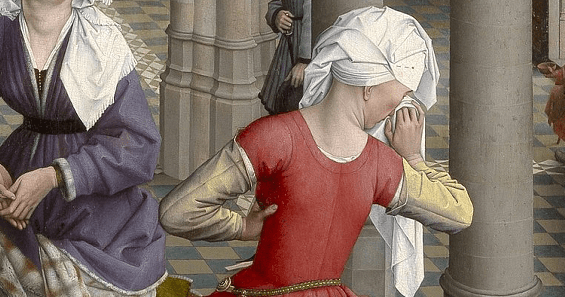 Medieval and renaissance use of short sleeves and loose sleeves on dresses