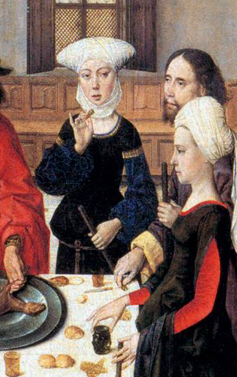 The Feast of the Passover, c. 1465