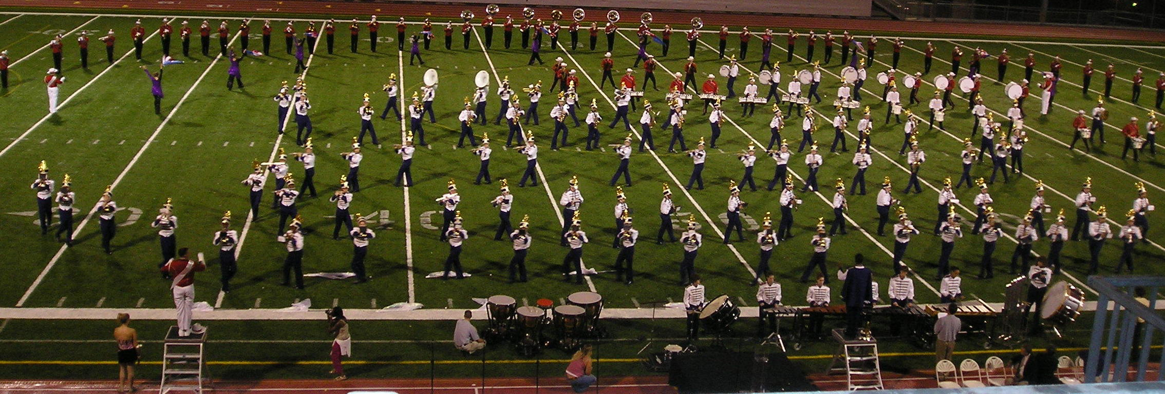 Marching Band Fundamentals Unit Overview