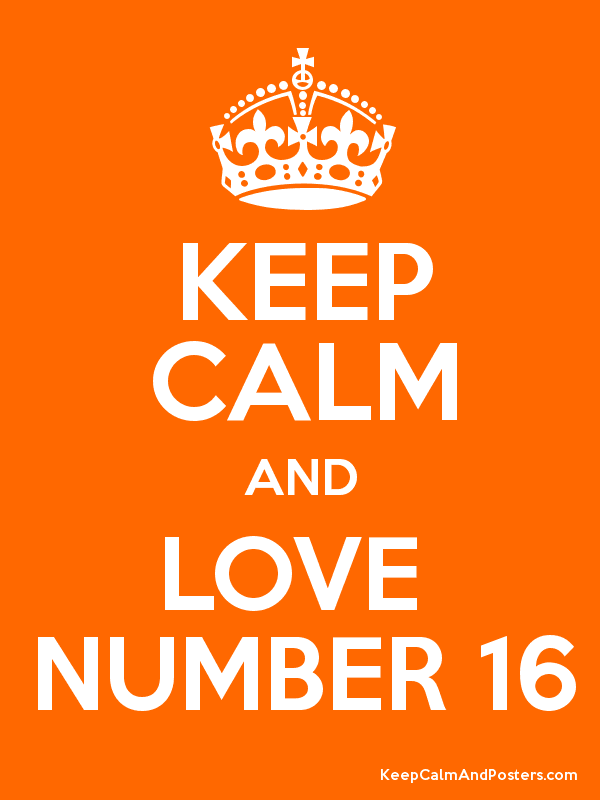 As He Is So Are We Ministries The Year 2016 The Meaning Of The Number 16