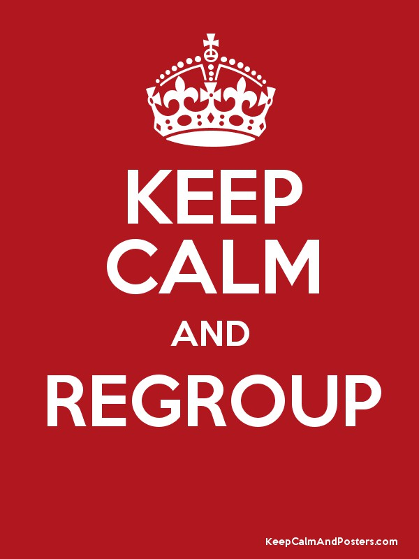 Image result for regroup