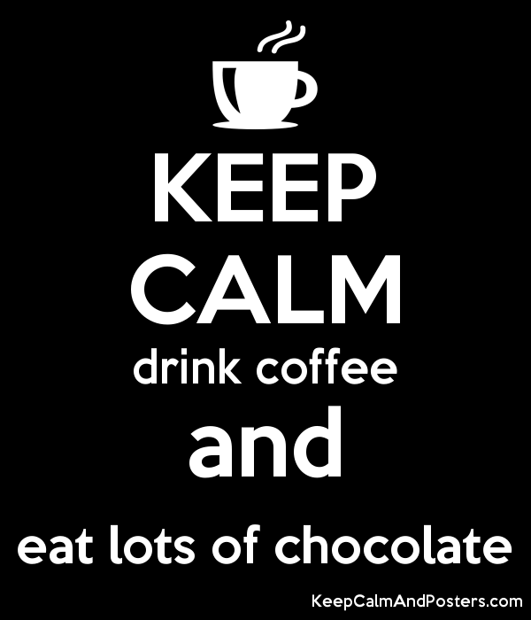 Image result for coffee and chocolate memes