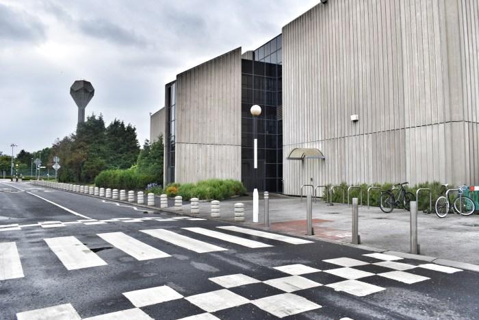 Wejchert's sports centre