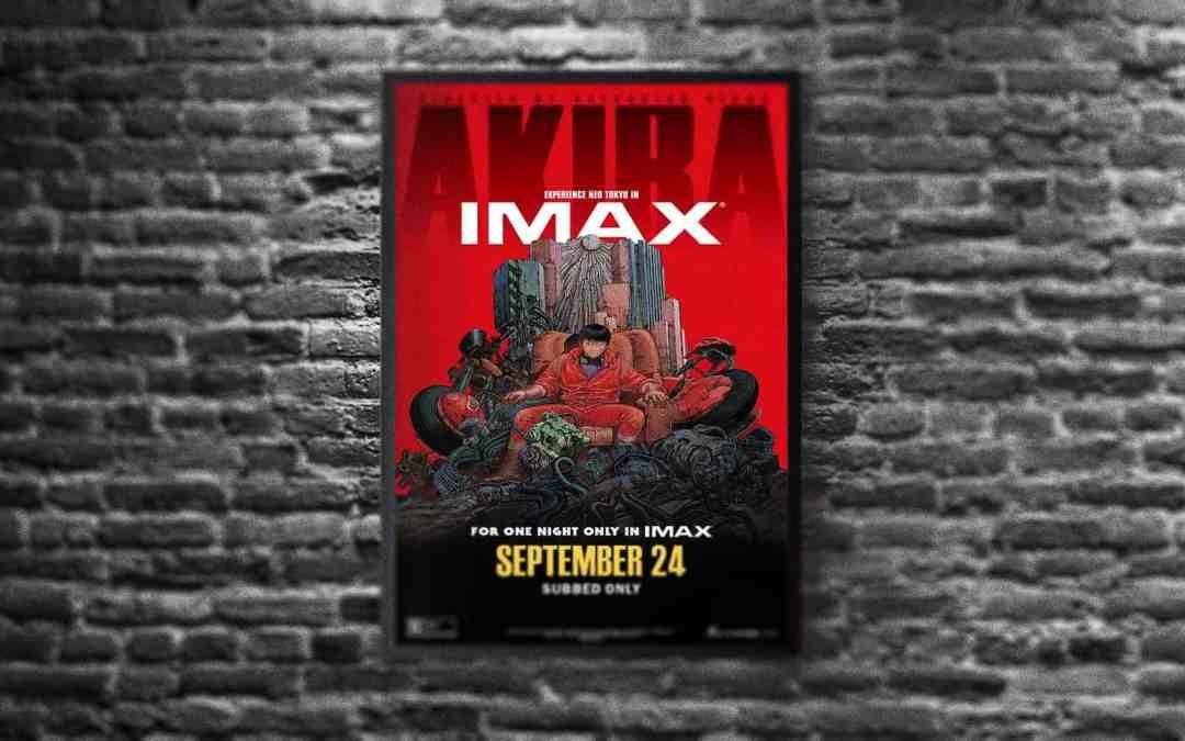 Akira IMAX 2020