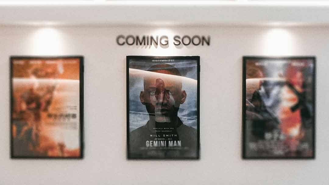 How Do Film Posters Attract Audiences?