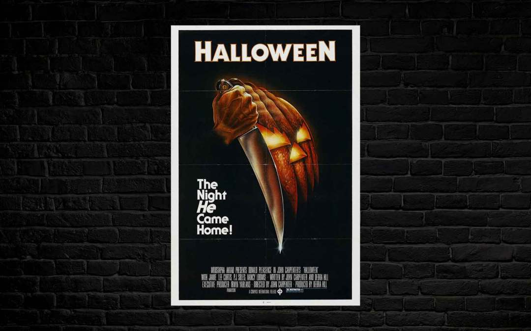 Top 5 Fonts Used in Horror Movie Posters