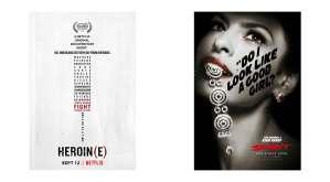 Typographic Movie Posters 07