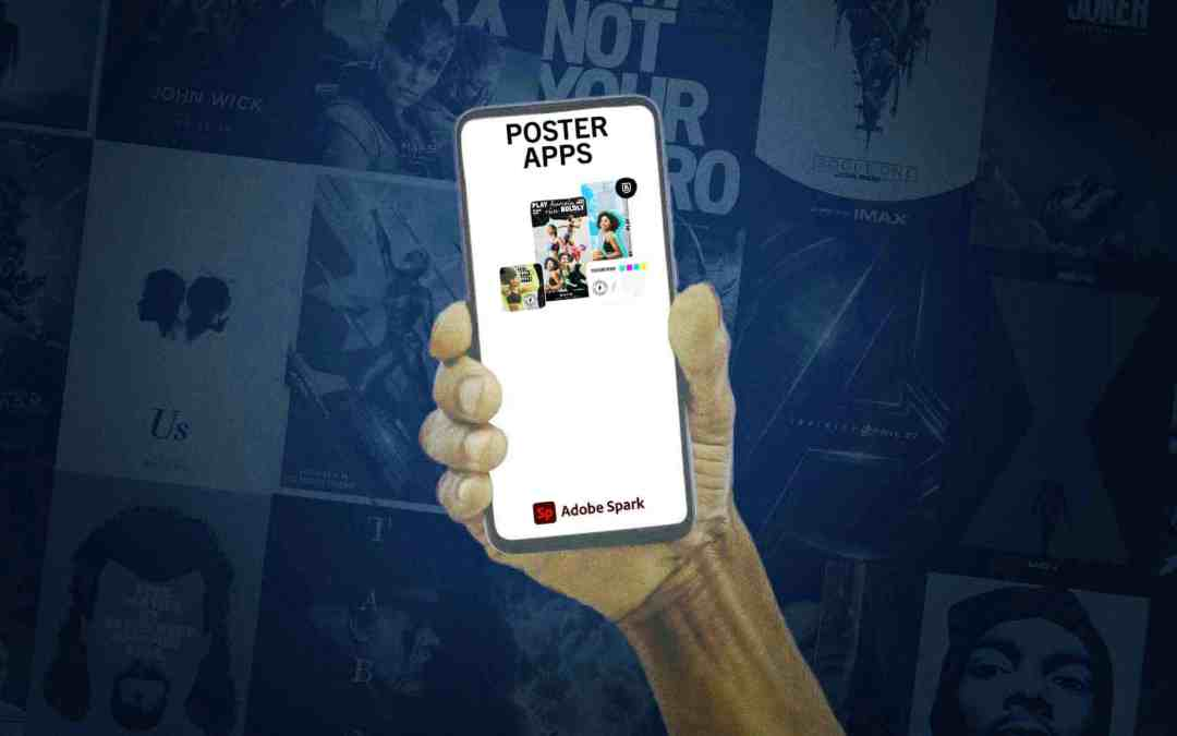 The Top 11 Google Apps You Need For Making Posters