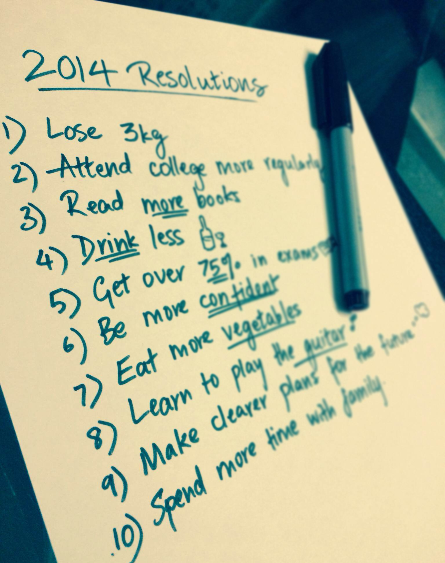 5 Tips To Succeed At Keeping Your New Year Resolutions