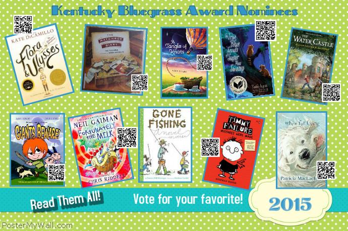 2015 Kentucky Bluegrass Award Nominees