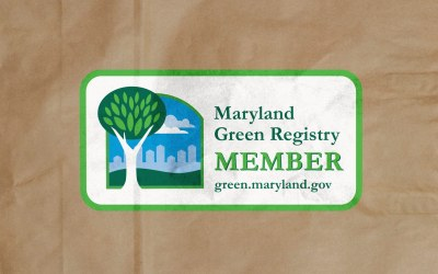 Postern becomes a Member of the Maryland Green Registry