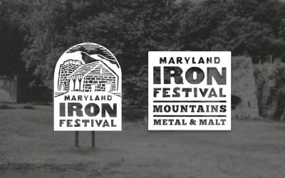 Catoctin Furnace Iron Festival Logo