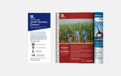 Frederick County Bank's Branded Collateral