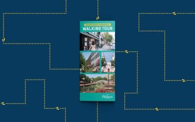 Downtown Frederick Walking Tour Brochure