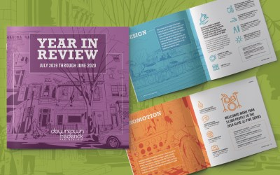 Downtown Frederick Partnership 2020 Annual Report