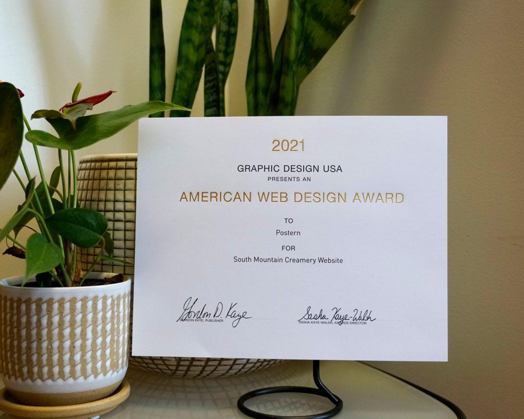 SMC Website Award