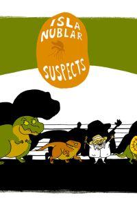UNUSUAL SUSPECTS : Isla Nublar