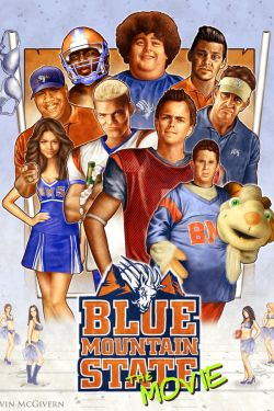 Blue Mountain State Movie Poster