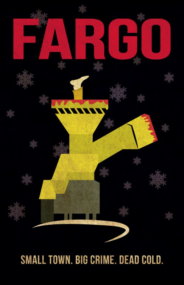 Fargo-Inspired Movie Poster � Fan Art, Minimalist ...