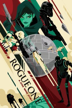 Star Wars Rogue One: The Mission