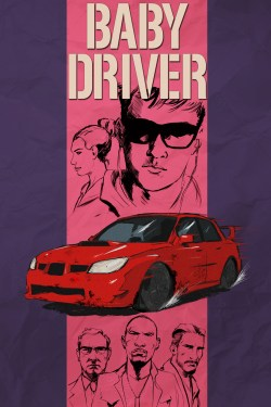 Baby Driver Dave Cummings