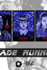 COMBO PACK TRIBUTE BLADE RUNNER
