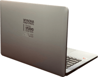 With A+ package, you get a laptop with Poster Studio software preinstalled. Also, a custom engraving!