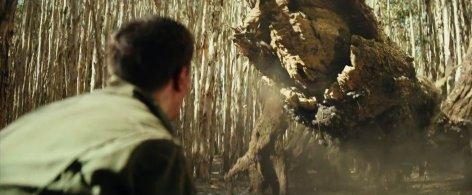 Giant Log Monster